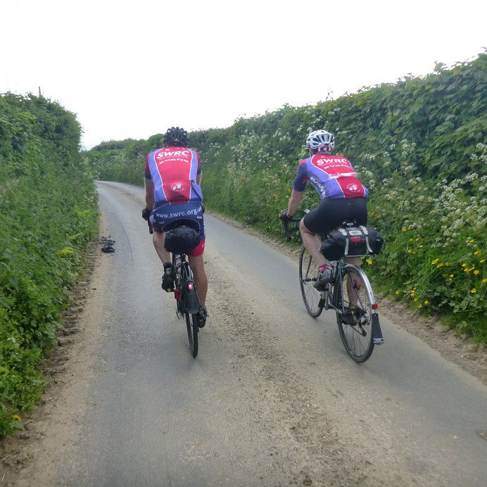 Dorset Coast audax April 2016